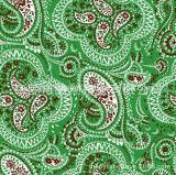 Tessuto di seta stampato Digitahi