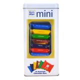 Vierkant Tin voor MiniChocoladerepen