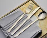 Вилка и ложка ножа нержавеющей стали