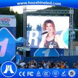 Perfecto Vivid Image P10 DIP346 tamaño personalizado pantalla grande al aire libre LED TV