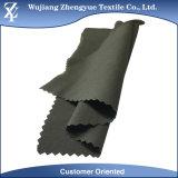 RPET tessuti 75D riciclano il tessuto dello Spandex di stirata di modo del poliestere 4 per i pantaloni dell'indumento