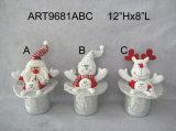 """14 """"Hx9.5"""" L Decoración Inicio Regalo Navidad"""