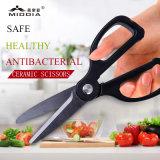 3 pulgadas herramienta de cocina bebé seguro mordeduras minúsculas cortador de alimentos tijeras de cerámica de alimentos
