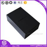 Caixa de papel de empacotamento do presente Foldable feito sob encomenda da roupa de Prefume