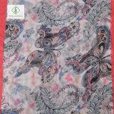 100% Viskose-materieller Dameform Schal mit gedruckter Fabrik