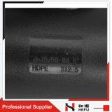 Socket Doble de Siphonic de la Instalación de Tuberías del HDPE Que Reduce la Ramificación