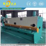 De Scherende Machine van de guillotine met het ElektroSysteem van Siemens