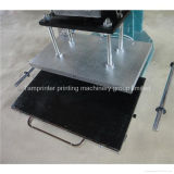 Halb-Selbstheiße Aushaumaschine TM-310-1 für ledernen Gummi, Fertigkeit, Plastik, Holz, Papier