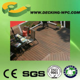 Piso de garagem sólido WPC com Ce