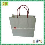 Weißbuch-Einkaufen-Beutel mit Ihrem eigenen Firmenzeichen