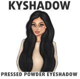 Kyshadow 9 색깔 아이섀도 Kylie Jenner 압축 분말 팔레트