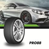 Buen neumático de coche de la polimerización en cadena del precio de la gama completa