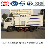 4cbm Jmc Isuzu Street Sweeper Truck Euro4