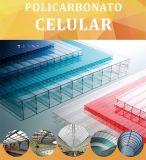 De Holle Bladen van het Polycarbonaat van Makrolon voor Dakwerk