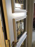 Nuevo diseño de aluminio antirrobo de la puerta de entrada