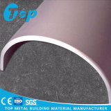 Aluminiumwand-Umhüllung-festes Panel für Pfosten-Bedeckung