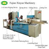 Автоматическая складывая машина салфетки салфетки выбивая для сбывания
