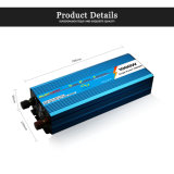 DC12V/24V/48V к инвертору волны синуса AC110V/220V 50Hz 1000W чисто