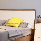 [بج03ا] معاصرة ميلامين غرفة نوم أثاث لازم فندق أثاث لازم خشب سرير