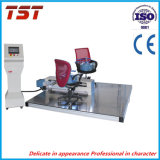 Máquina del probador de la durabilidad del echador de la silla de la oficina de los muebles del mobiliario de oficinas