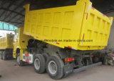 Sinotruk 6*4 25 toneladas de ruedas de Dumper10 carro de vaciado de 25 T