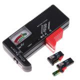 Testeur de batterie Checker 9V AAA AA Bouton testeur de capacité de batterie