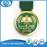 Medaglia di oro dei militari dei UAE del ricordo di alta qualità