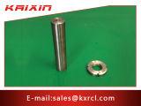Asta cilindrica lavorata personalizzata alta precisione dell'acciaio inossidabile