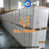 Gran calidad revestido de brillo C2s el arte de papel para la producción del calendario