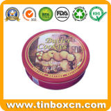 Stagno Octagonal del metallo della casella di imballaggio per alimenti per lo spuntino del biscotto dei biscotti