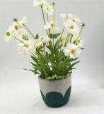 Innen- oder Ganden Dekoration-künstliche Blumen eingemacht