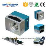 Sino-Galvo jd2203 marcação a laser com um desempenho superior da cabeça do scanner