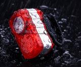 Nachladbares Fahrrad-reales Licht