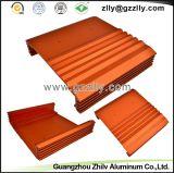 建築材料のアルミニウムプロフィールかアルミニウム放出の脱熱器またはラジエーター