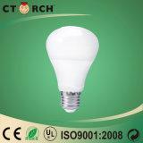 Bulbo E27/B22 15W do cogumelo da fábrica da lâmpada do diodo emissor de luz de Ctorch