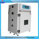 Testador de secagem a alta temperatura para materiais plásticos de Borracha