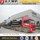La biomassa di Szl2-1.25-T 2ton ha infornato la griglia di viaggio della caldaia a vapore