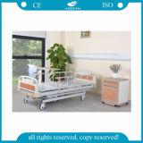 AGBMS001b病院の使用ISO&CEの手動病院用ベッド