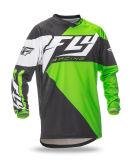 Camicia su ordine del motociclo che corre la Jersey