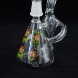 Hotvape Hv-014 rauchendes Wasser-Glasrohr mit dem 4 Farben-Avatara