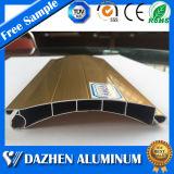 Profilo di alluminio di alluminio facile della saracinesca del rullo/dell'elevatore dell'installazione di vendita diretta della fabbrica