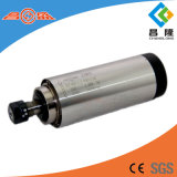 diametro raffreddato ad acqua 80mm dell'asse di rotazione 2.2kw per la macchina di CNC