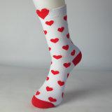 Изготовленный на заказ носки платья хлопка конструкции 3D способа
