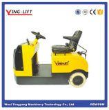Trator elétrico do reboque das rodas do preço de fábrica três