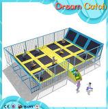 Gute Qualitätskind-weiches Spielplatz-Trampoline-Bett