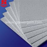 Placa de techo de fibra mineral