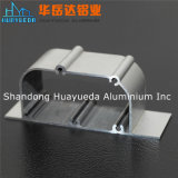 食器棚のためのアルミニウムプロフィール、ワードローブのドアを滑らせるアルミニウムプロフィール
