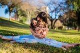 최신 판매 인쇄 각반 엄마 및 아이 각반