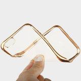 Подошва из термопластичного полиуретана Electroplating мобильного телефона чехол для iPhone 8
