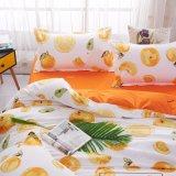 印刷されたMicrofiberファブリック寝具の織物